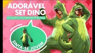 CONSEGUI O DINO NO SORTE ROYALE GASTANDO 12000 DIAMANTES!