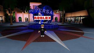 Bienvenue à Jurassic Park!! | Universal Studios Roblox