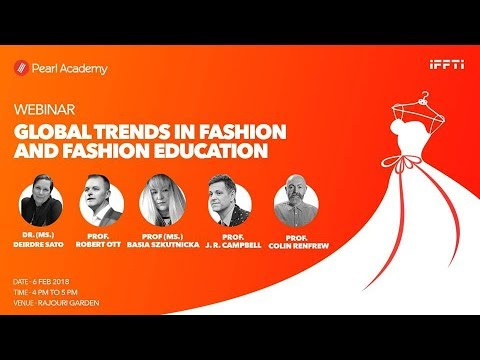 Global Trends in Fashion and Fashion Education