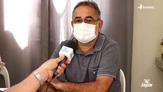 Prefeito Toinho do Banco fala sobre o projeto de cidadania e saúde para Quixeré