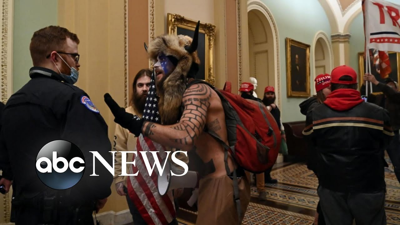 Nationwide manhunt underway for those involved in Capitol breach