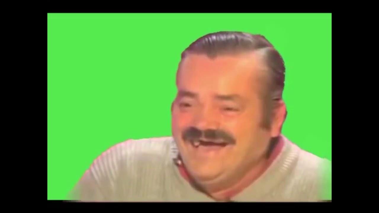 GREEN SCREEN FOOTAGE EL RISITAS LAUGH VERY FUNNY - YouTube