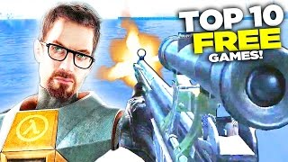 TOP 10 FREE Games You Didn