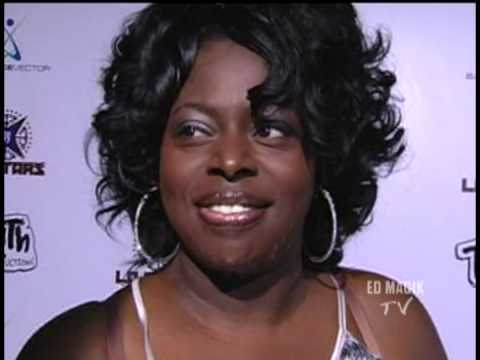 Angie Stone - Interview
