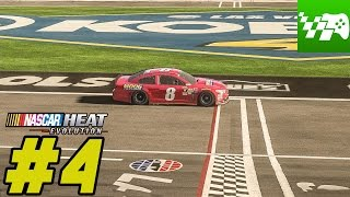 Late Race Caution... What Do We Do? - NASCAR Heat Evolution Ep. 4