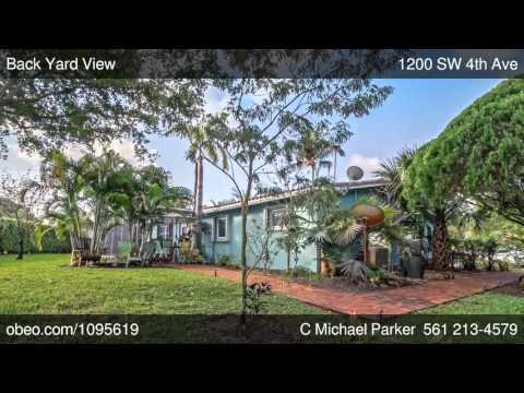 1200 SW 4th Ave Boca Raton FL 33432 - C Michael Parker - Coldwell Banker  Boca Resort and Beach