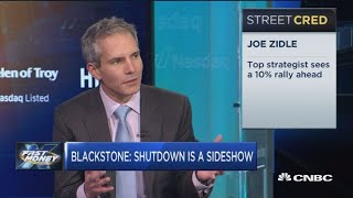 Day 24 of the government shutdown, is the D.C. chaos about to hit Wall Street?
