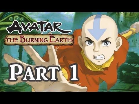 Avatar - The Last Airbender: Burning Earth Walkthrough PART 1 (PS2, Wii, X360) [Full - 1/20]