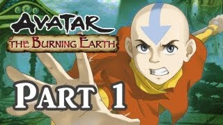 Avatar - The Last Airbender: Burning Earth Walkthrough PART 1 (PS2, Wii, X360) [Full - 1/20]