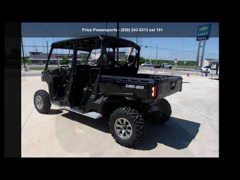 2019 Can-Am® Defender Max Lone Star HD10