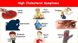 What are High cholesterol Symptoms? & Why Hyperlipidemia Symptoms Occurs?