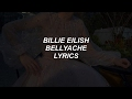 Bellyache Billie Eilish Lyrics mp3