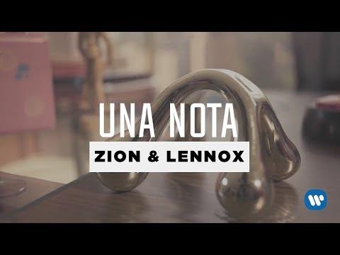 Zion & Lennox - Una Nota
