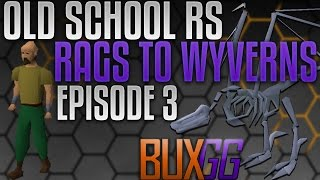 osrs rags to wyverns episode 3 gains on gains wyvern alt guide