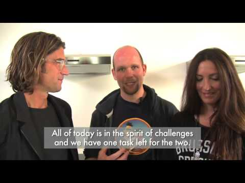 Rich Roll vs Micha Klotzbier: The Challenge pt. 3/3: German Cuisine (engl.)
