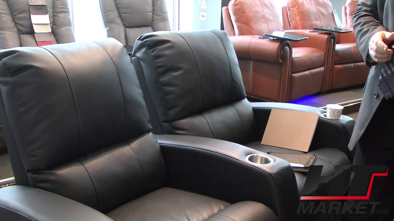 Palliser Pacifico Home Theater Seating at HTmarket