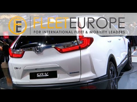 Honda at the Geneva Motor Show