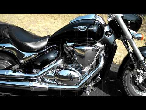 Suzuki Intruder M800R Walk-Around Review