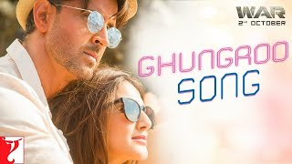 Attention:- Please use the headphones for better experience???????? The presents of 'Ghungroo' song movie of WAR. We thanks to Yrf studio and teams ...
