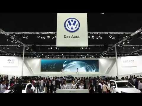 Volkswagen Group China Auto Guangzhou 2012