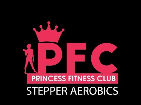 Stepper Aerobics in PFC(princess fitness club