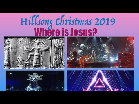 Hillsong Christmas 2020 Hillsong Christmas 2019 Review   Pagan Goddesses, Occult Symbols