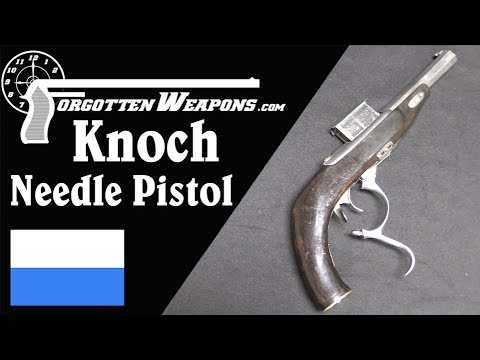 Knoch Needlefire Pistol
