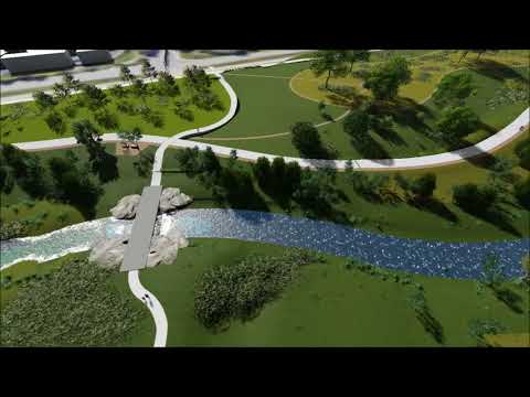 CHERRY CREEK GREENWAY QUEBEC TO ILIFF FLYTHROUGH