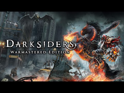 Lest play Darksiders Warmastered Edition |