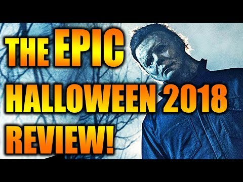 Halloween 2018: The EPIC Halloween 2018 Review!
