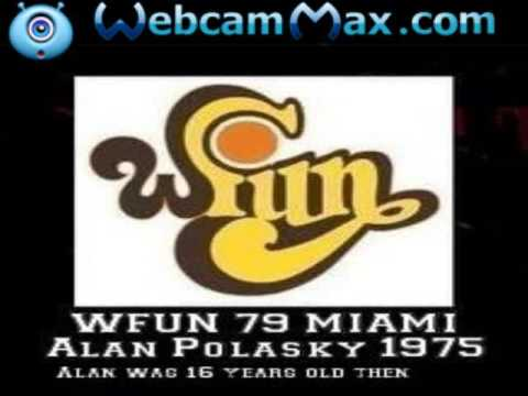 WFUN 79 MIAMI - 1975