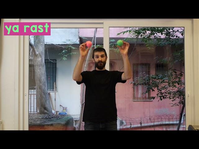 Juggling 2: Cascade