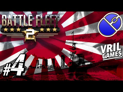 Let's Play Battle Fleet 2 | Imperial Japanese Navy | Pacific Campaign #4