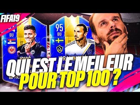 FIFA 19 - QUI EST LE MEILLEUR BU POUR FAIRE TOP 100 OU ELITE 1 ?