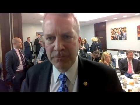 CI GCA interviews US Senator Dan Sullivan (R-Alaska) on Russia #AlaskaPurchase