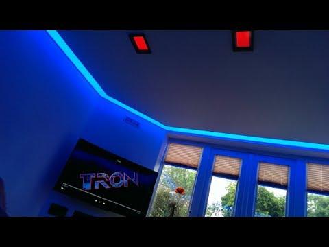 rgb ambient room mood edge lighting