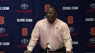 Coach Babers Press Conference | Week 5