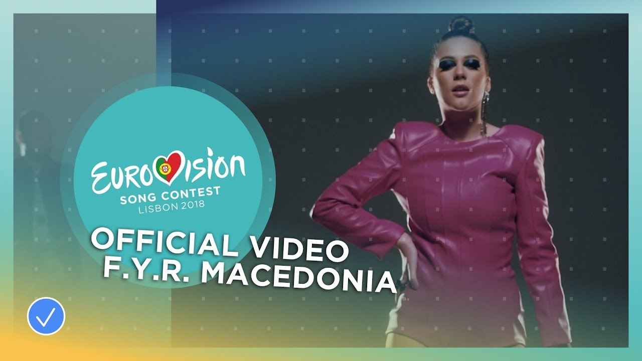 eye-cue-lost-and-found-f-y-r-macedonia-official-music-video-eurovision-2018-eurovision-song-contest