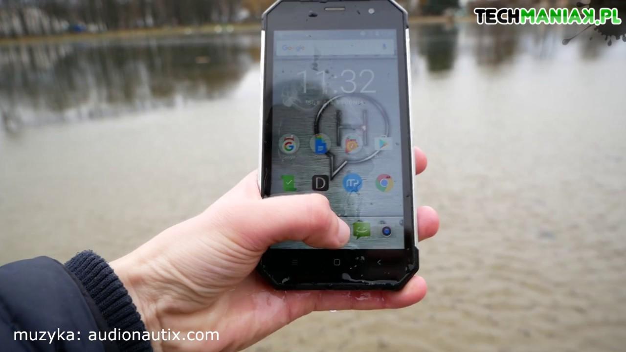 11e210bd6aba myPhone Hammer AXE PRO - test wytrzymałości