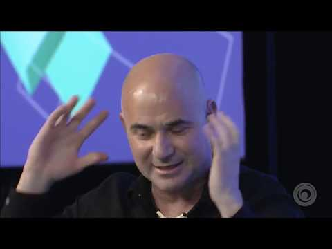 ASU GSV SUMMIT  Fireside Chat with Andre Agassi, Founder, Andre Agassi Foundation and Ted Robinson,
