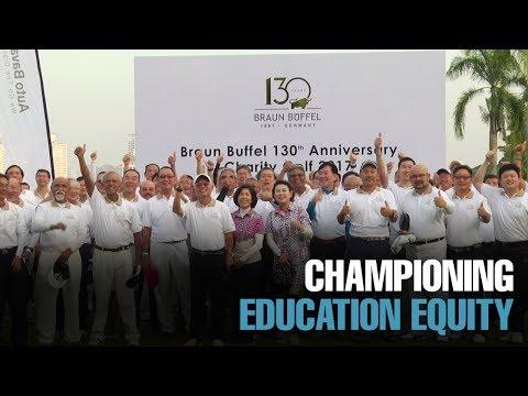 NEWS: Braun Büffel champions education equity