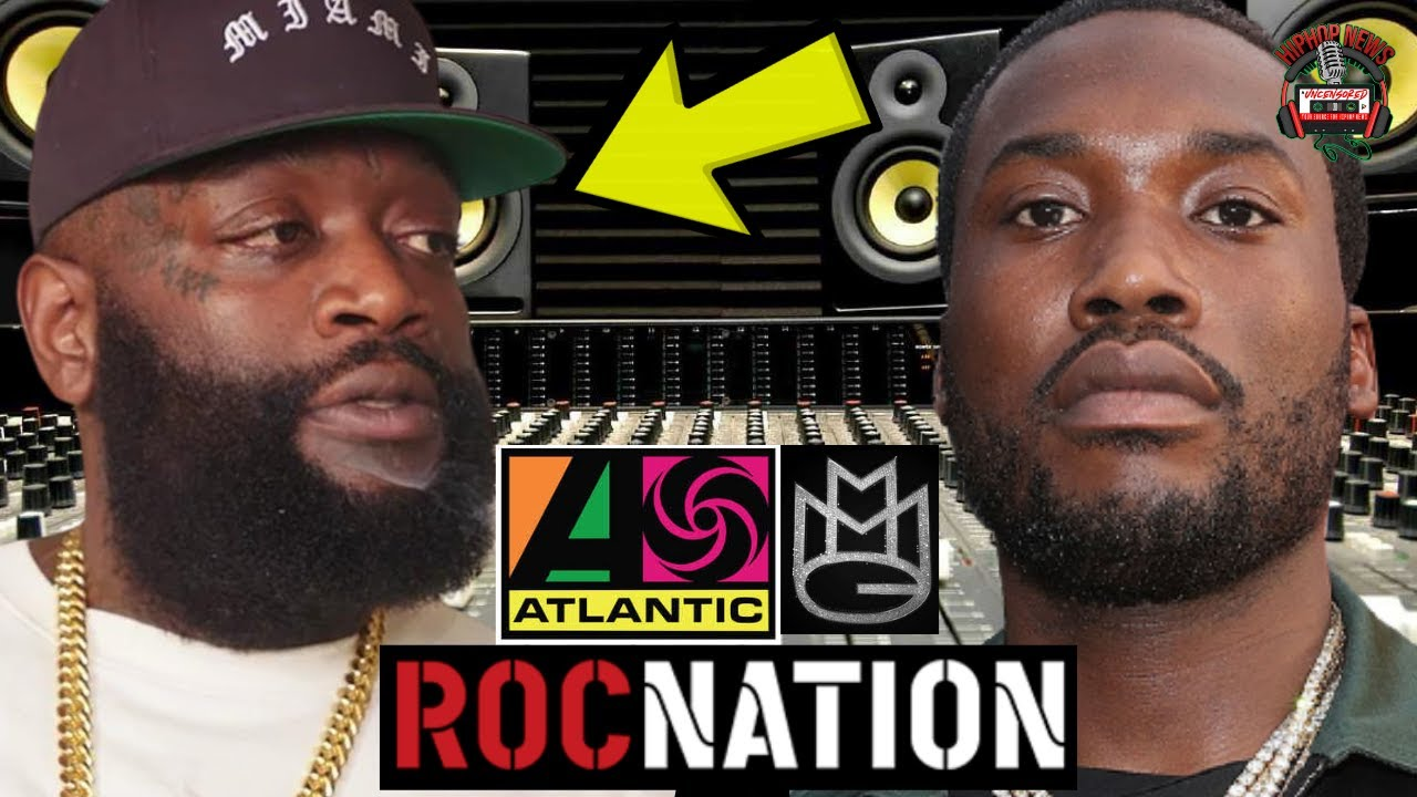 BREAKING: Meek Mill Just Started World War 3 With His Record Label!