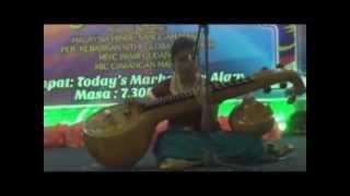 JOHORE CULTURE - VEENA MUSICIAN MESHALINEE RAVI SHANKAR