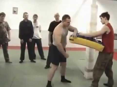 Тотальный бокс александр колесников видео все уроки