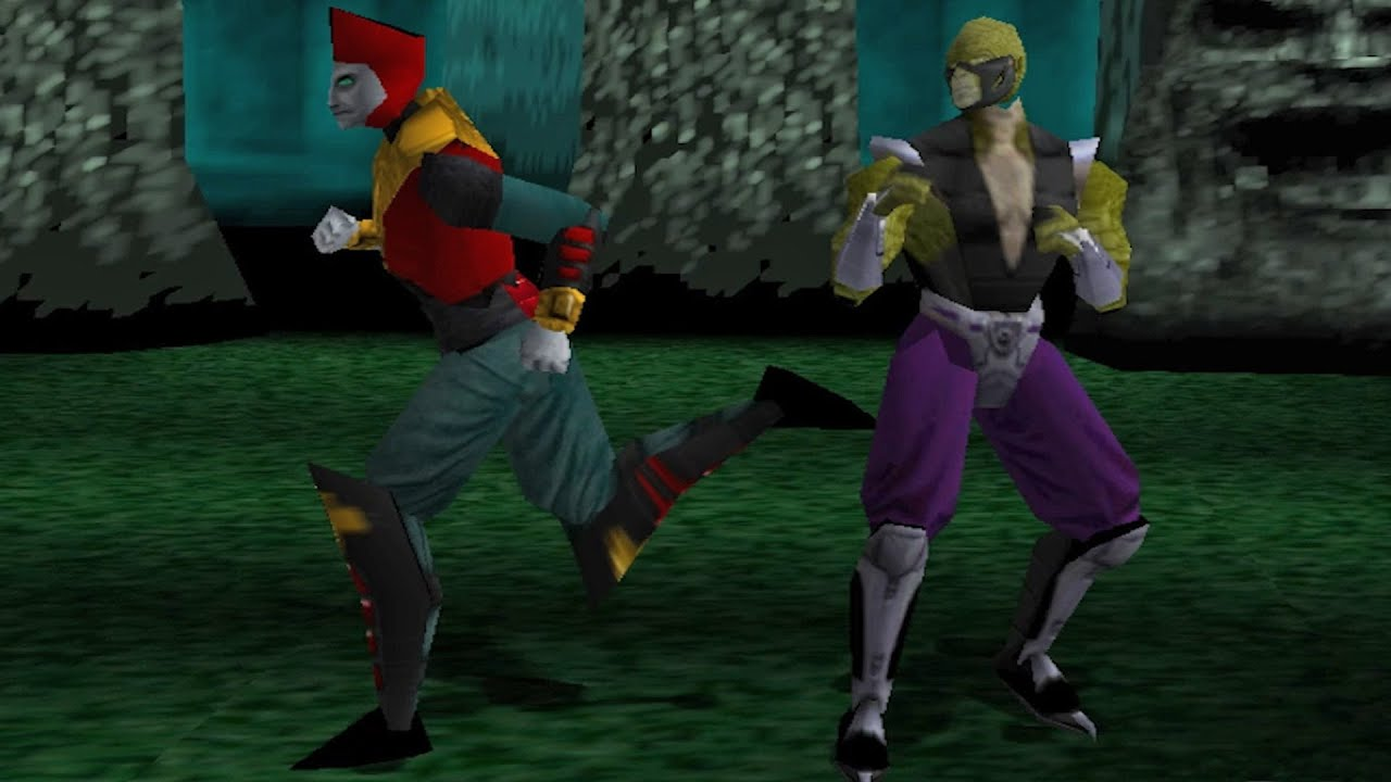 [TAS] Mortal Kombat 4 - Shinnok (N64)