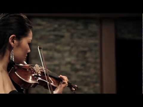 Violinist Rachel Lee EPK