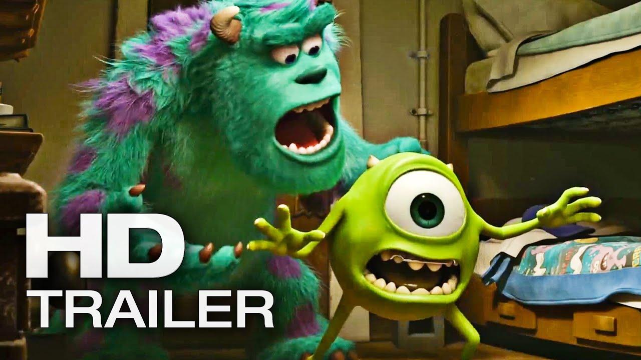 Die Monster Uni Trailer