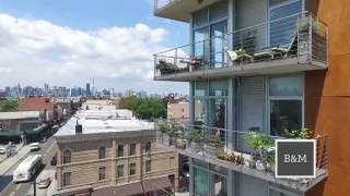 297 Driggs Avenue #7a  |  2Bed Condo in Greenpoint on McCarren Park
