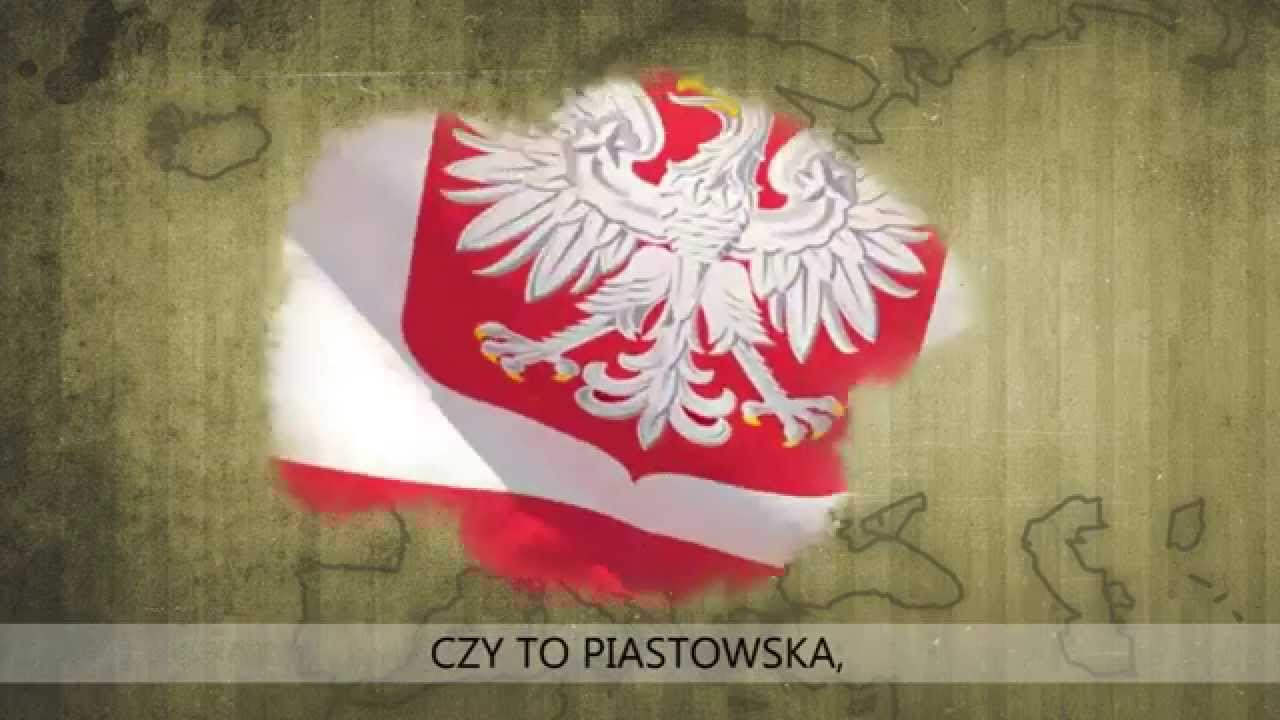 Flaga Polska Piosenka Patriotyczna