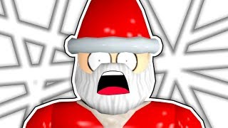 SANTA CLAUS SWALLOWED ME IN ROBLOX!! → Roblox Funny moments #76 🎮